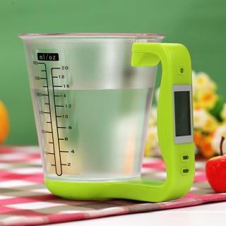 量杯型廚房電子秤-本秤非營業交易用-非供交易使用(1kg/ 1g)