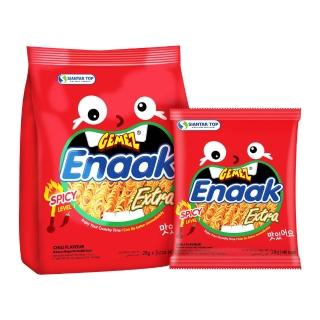 【Gemez Enaak】韓式小雞麵辣味(28gx3包)