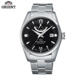 【ORIENT 東方錶】ORIENT STAR 東方之星 CLASSIC系列 經典動力儲存機械錶 鋼帶款(RE-AU0004B)