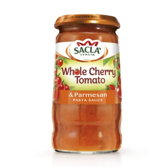 【Sacla】帕瑪森起司小番茄義大利麵醬(350g)