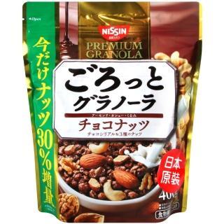 【NISSIN 日清】巧克力綜合堅果穀片(400g)