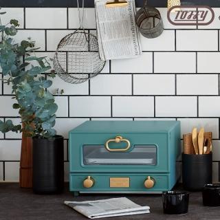 【日本Toffy】Oven Toaster 電烤箱(三色可選)