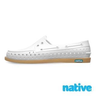 【native】HOWARD 男/女鞋(貝殼白x焦糖底)