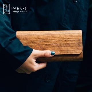 【PARSEC】樹革柚木長夾
