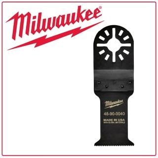 【Milwaukee 美沃奇】魔切機配件/直進多用途鋸片/32mm(48-90-0040)