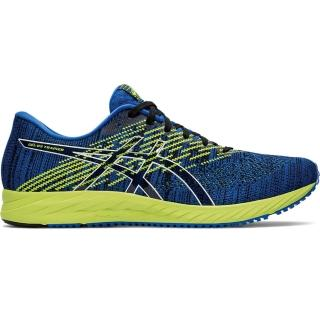 【asics 亞瑟士】Asics GEL-DS Trainer 24    男鞋 運動 慢跑 休閒 緩震 藍黃 亞瑟士(1011A176-400)