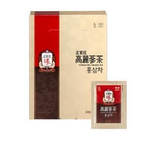 【正官庄】高麗蔘茶3g/包x50包/盒(無附提袋)/