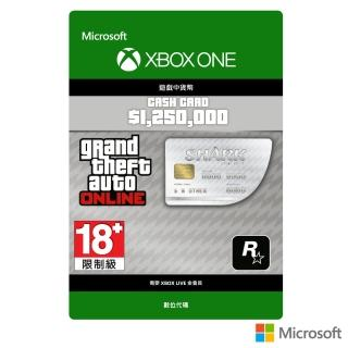 【Microsoft 微軟】俠盜獵車手 5:大白鯊現金卡(下載版 購買後無法退換貨)