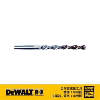 【DEWALT 得偉】美國 得偉 DEWALT 德國製 特級直柄石材水泥鑽頭 4x75mm DT6671(DT6671-QZ)