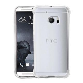 【IN7】HTC 10/M10 5.2吋 氣囊防摔 透明TPU空壓殼 手機保護殼(防摔防震TPU軟殼)