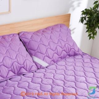 【Brio-tex】遠紅外線涼暖兩用枕巾