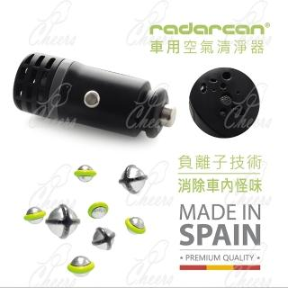 【Radarcan】R-501車用空氣清淨器
