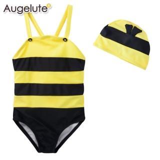 【Baby童衣】兒童泳衣 小蜜蜂泳裝 30823