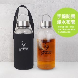 【FUJI-GRACE】大容量耐熱手提玻璃瓶(1500mL)