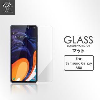 【Metal-Slim】Samsung Galaxy A60(9H鋼化玻璃保護貼)