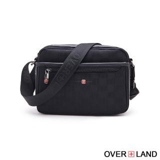 【OverLand】美式十字軍-黑夜逆襲輕量實搭斜背包(5086)