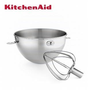 【11/5-11/30限時加碼指定品贈3%MO幣】KitchenAid 3Q 攪拌缸打蛋器組(6Q專用)