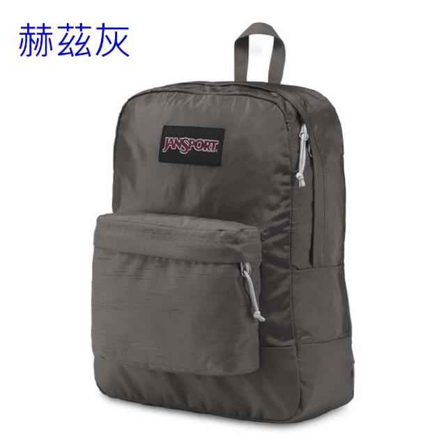 【JANSPORT】校園背包-BLACK SUPERBREAK(兩色可選)