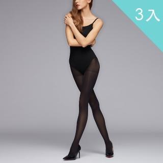 【佩登斯】50D超細纖維極柔軟彈性褲襪(3入)