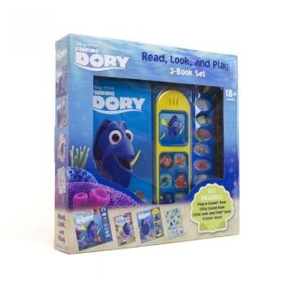 Finding Dory : Read   Look   And Play