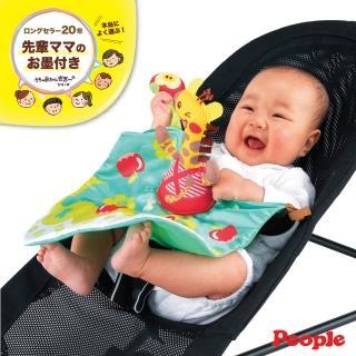 【People】全身刺激動感玩具-0個月(安撫玩偶/塑膠袋聲音/新生兒)