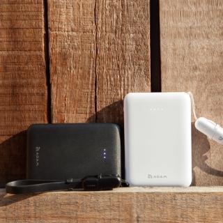 【2入組】GRAVITY mini 超輕薄 雙輸出 行動電源 5000mAh