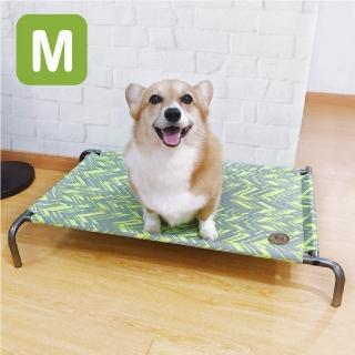【crazypaws 瘋狂爪子】K.1寵物傢俱 奧蘭多公爵-M號-獨特防側翻腳架設計行軍床(寵物家具/寵物床/飛行床)