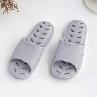 【333家居鞋館】緩壓排水浴室拖鞋(4色)