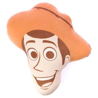 【HOLA】迪士尼系列 Toy Story 造型抱枕 胡迪 Woody