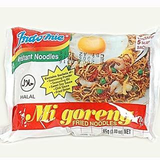 【蘋果市集】印尼Indomie營多炒麵-原味(85g/包*40包入)