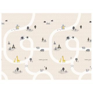 【Parklon】韓國帕龍 無毒遊戲地墊(小熊出遊去)