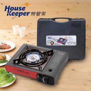 【妙管家】攜帶式瓦斯爐(K080/K099)