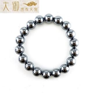 【大御佛教文物】能量太赫茲手珠10mm(2350)
