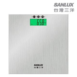 【SANLUX 台灣三洋】數位BMI體重計(SYES-302)