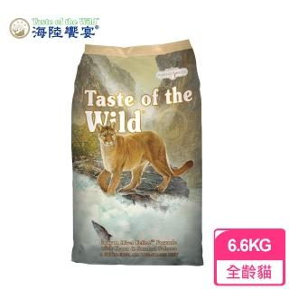 【Taste of the Wild 海陸饗宴】峽谷河鱒魚燻鮭 愛貓專用 7Kg(貓無穀飼料)