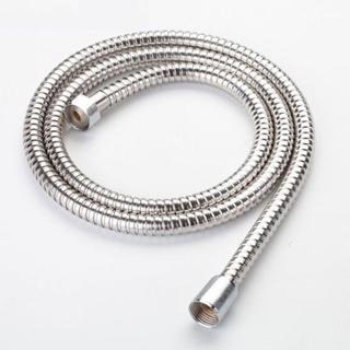 KB008 蓮蓬頭軟管 1.5米 淋浴蓮蓬頭管子 不銹鋼 銀色 花灑軟管 淋浴噴頭 蓮蓬頭水管(防爆軟管)