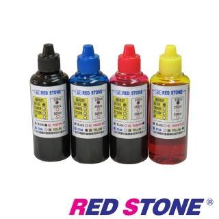 【RED STONE 紅石】BROTHER連續供墨機專用填充墨水100cc[四色一組]
