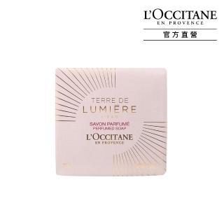 【L'Occitane 歐舒丹】純境之光香氛皂75g