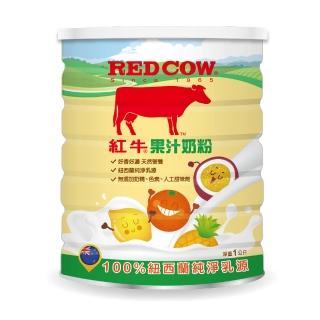【RED COW 紅牛】果汁奶粉(1kg)