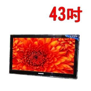 【台灣製 43吋】高透光 液晶螢幕 電視護目防撞保護鏡(Samsung  三星 系列五  新規格)