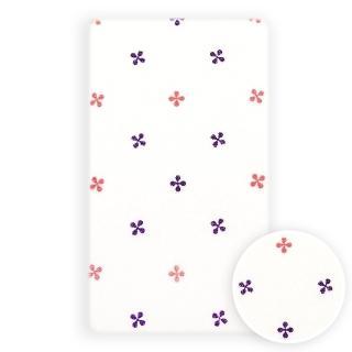 【公主童襪】超細纖維雙色小花兒童褲襪(0-5歲)- 3歲以下止滑