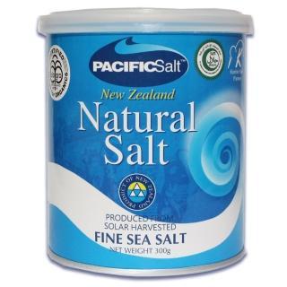 【天廚】紐西蘭日曬天然海鹽300g(海鹽)