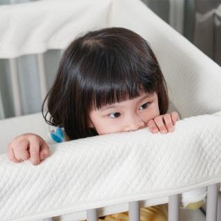 【LEVANA】有機棉系列-兩用3D床圍(一組兩片)