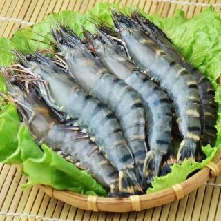 【鮮食家】海之金 嚴選大規格草蝦(300g±10%/盒)
