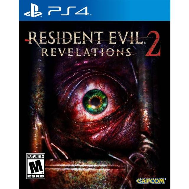 【SONY 索尼】PS4 惡靈古堡:啟示 2 中英日文美版(Resident Evil 2 Resident Evil: Revelations 2)