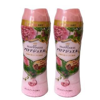 【P&G】洗衣芳香顆粒520ml-粉紅色(甜花石榴香 -二入組)