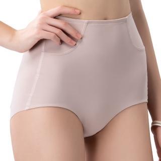 【Swear 思薇爾】輕塑型系列64-82高腰平口束褲(古銅膚)