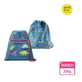 【Tyrrell Katz】兒童時尚後背袋-恐龍寶貝(來自英國原創設計)