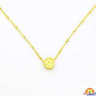 【D.M.】招財錢母黃金墜0.04錢