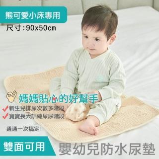 【i-Smart】嬰幼兒防水尿墊 90x50cm(小床專用)